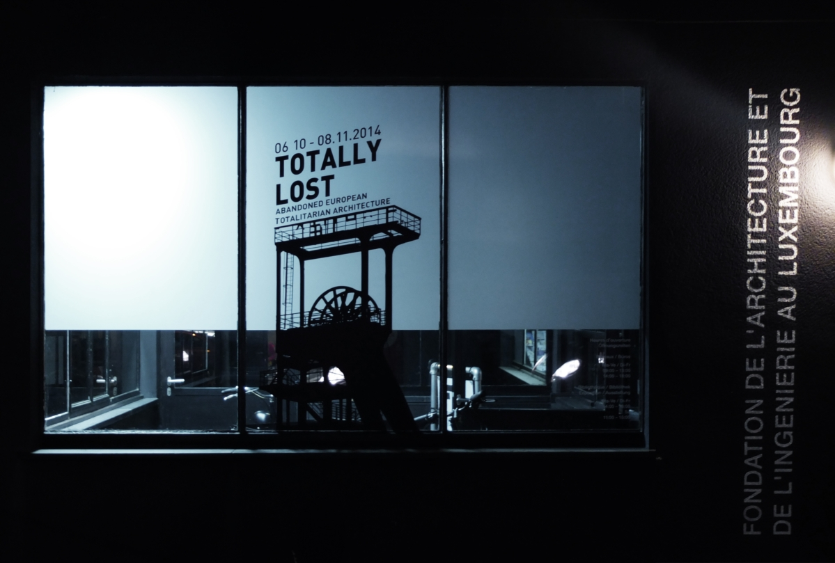 Totally Lost- Lussemburgo 2014- Spazi Indecisi1
