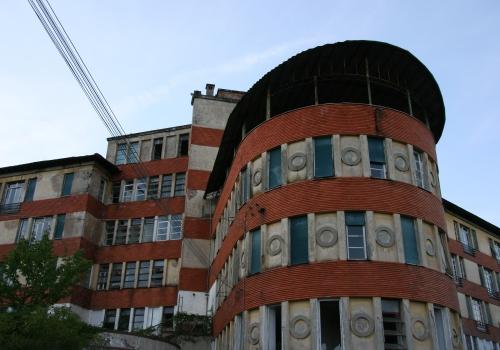 Complex for tuberculosis prevention
