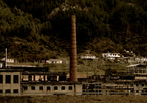 The Cooper and Gold Plant