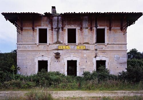 Stazione ferroviaria di Allumiere