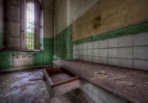 Ospedale psichiatrico di Volterra