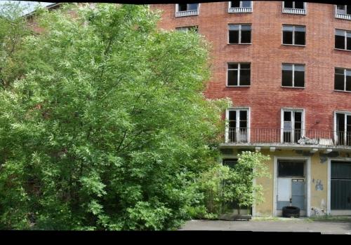 Soviet army base