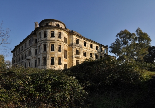 Marcigliana psychiatric hospital