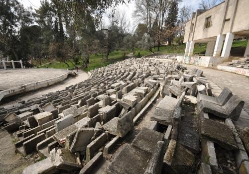 Theatre in Tirana
