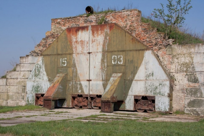 Former Soviet air base Sármellék