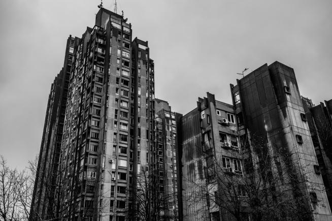 Blok 23/ Novi Beograd