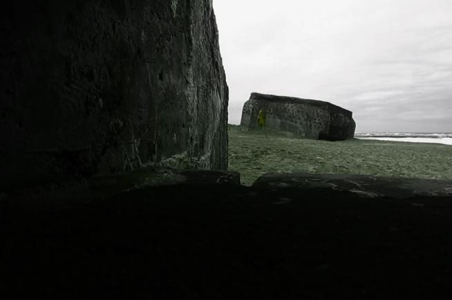 Abandoned Shelters/ The Danish Bunker Coast
