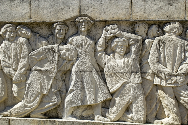 Topchiysko Monument