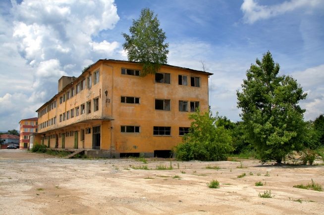 Bulgarplod Factory