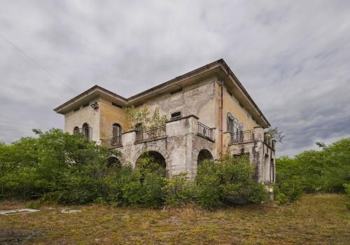 """Villa del primo dirigente """"S.I.D.A"""""""