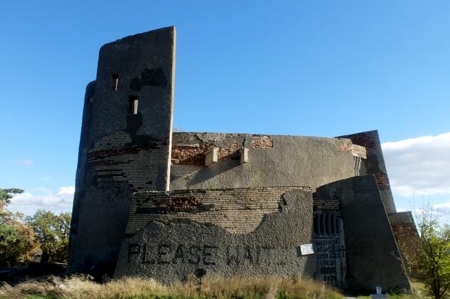 Crematorium in Mukhatgverdi