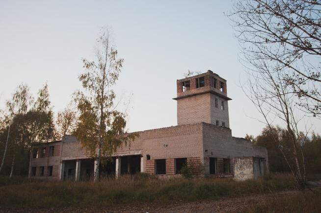 Raadi airfield