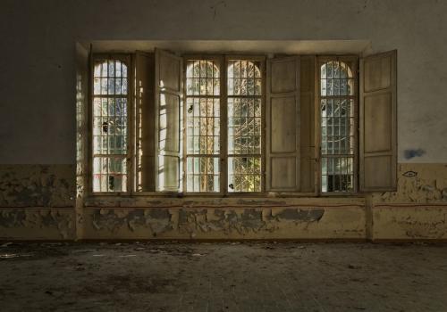 "Ospedale Pschiatrico ""San Girolamo"""