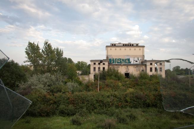 Buna Clubhouse in Schkopau
