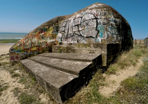 Blockhouse of the Atlantic Wall