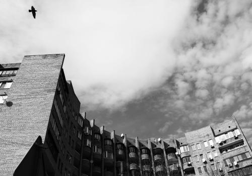 Dwellings Pavlovskaya