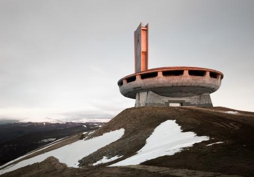 Monument of Buzludzha