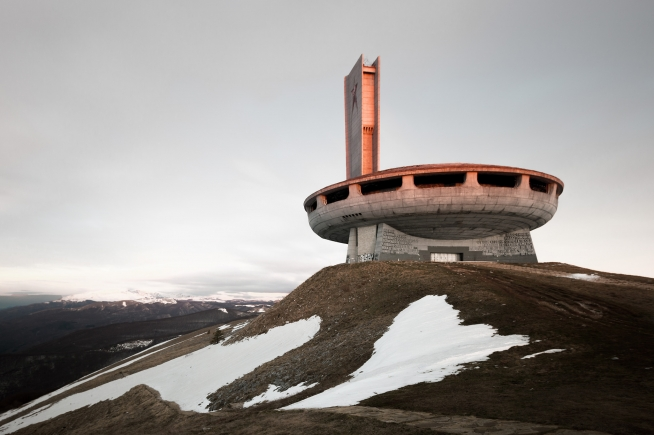 Monument of Buzludzha