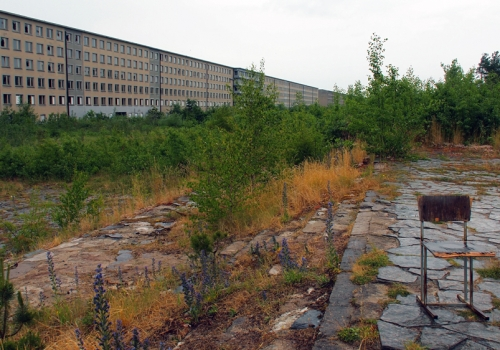 "Seaside resort ""KdF"" Prora"