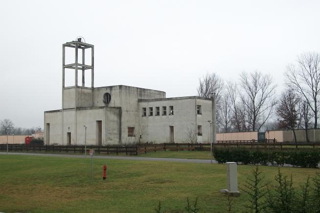 "Chiesa del Sanatorio ""Vittorio Emanuele III"""