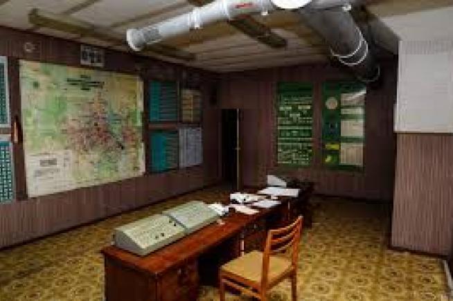 Ukraine civil defence bunkers