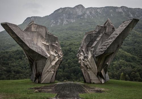 Sutjeska Battle Memorial Complex