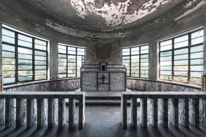 """""""M.Malpighi INPS"""" Montecatone Sanatorium"""