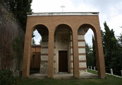 Paderno church